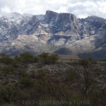 1993-2010 View of Catalina Mountains